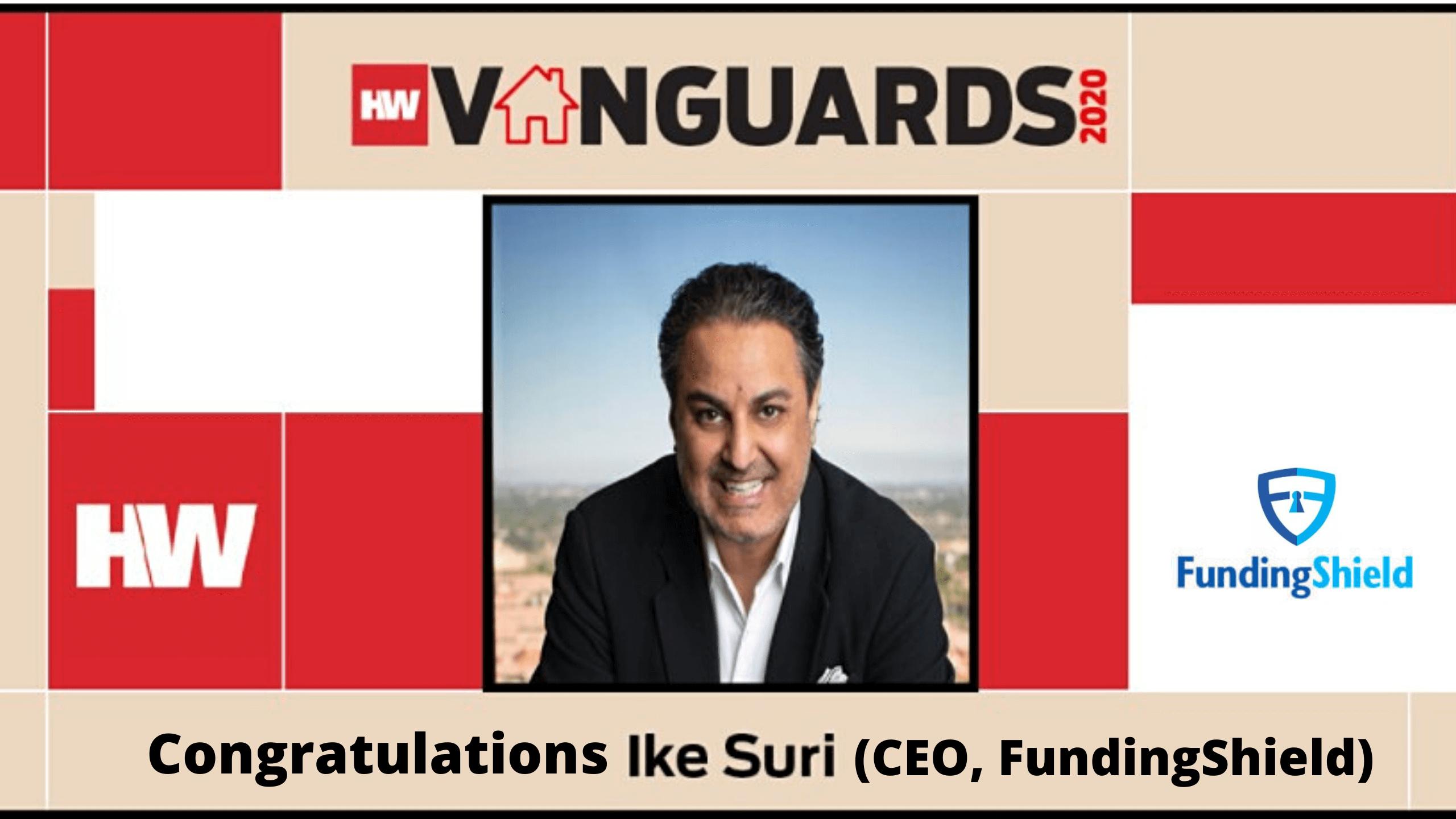 Ike Suri (CEO, FundingShield)