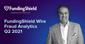 FundingShield Wire Fraud Analytics Q2 2021