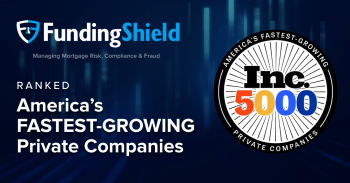 FundingShield named in 2021 Inc. 5000 Fastest-Growing Private Companies List