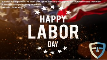 Labor Day Message